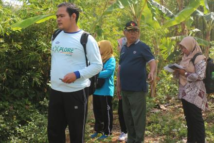 SURVEY LOKASI DAN PENGUKURAN USULAN RKPDes 2020